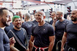 Tiger Schulmann's Martial Arts | Men Smiling