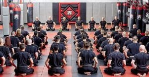 Tiger Schulmann's Martial Arts | Group Photo Sitting