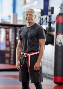 Tiger Schulmann's Martial Arts   Man Instructor