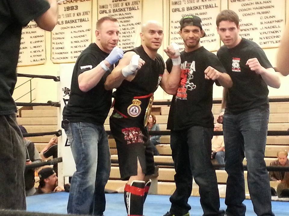 Tiger Schulmann's Martial Arts | Man with Championship Belt Photo Ops