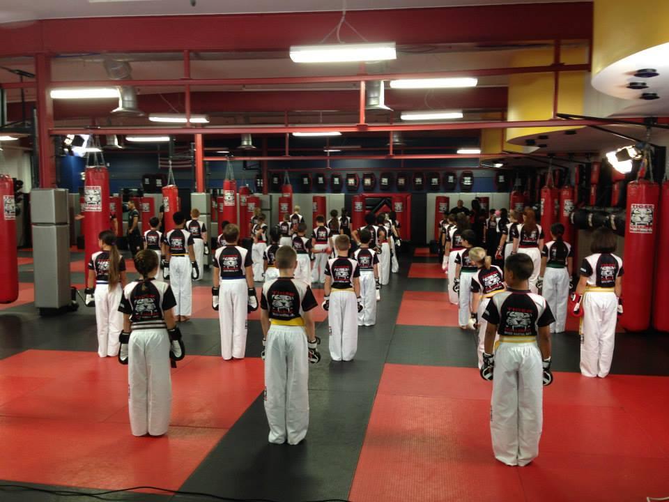 Tiger Schulmann's Martial Arts | Class Standing