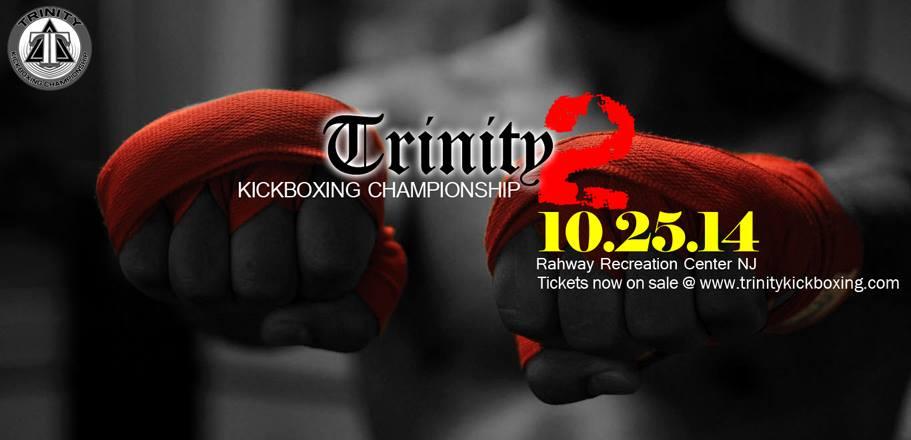 Tiger Schulmann's Martial Arts | Trinity Kickboxing Championship Banner