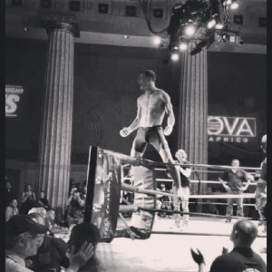 Tiger Schulmann's Martial Arts | Man on top of Ring