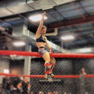 Tiger Schulmann's Martial Arts | Woman Celebrating