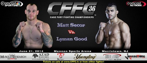 Tiger Schulmann's Martial Arts | Matt Secor vs. Lyman Good