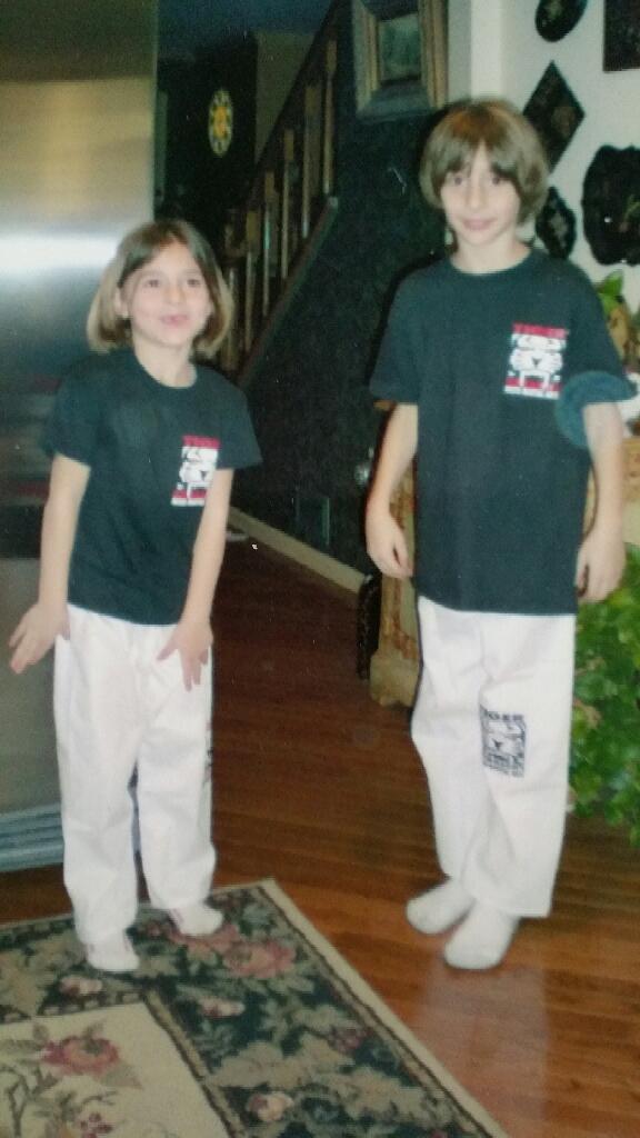 Tiger Schulmann's Martial Arts | Kids Standing