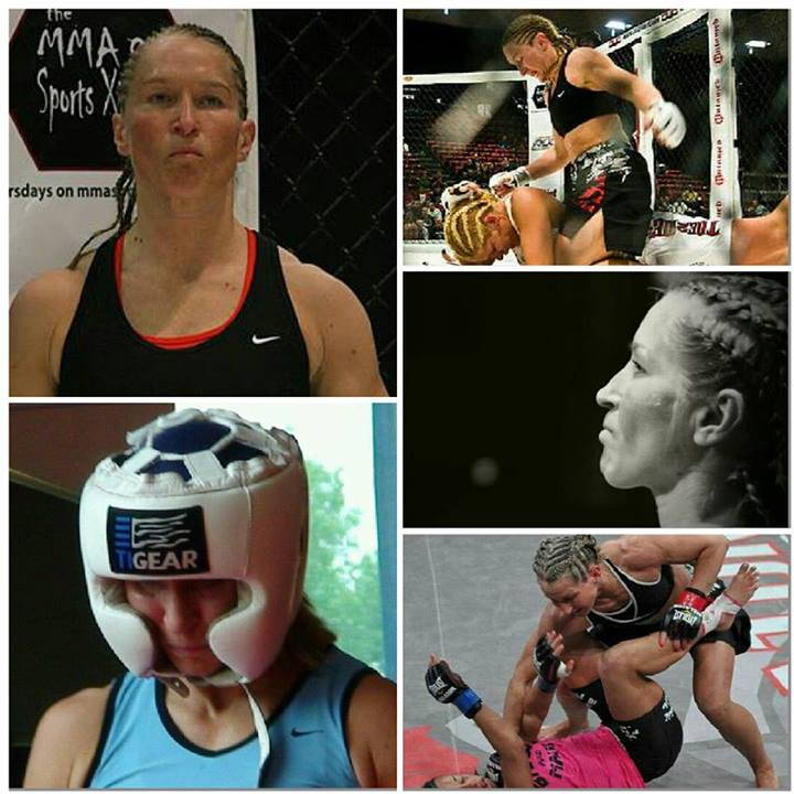 Tiger Schulmann's Martial Arts | Woman Fighter Collage