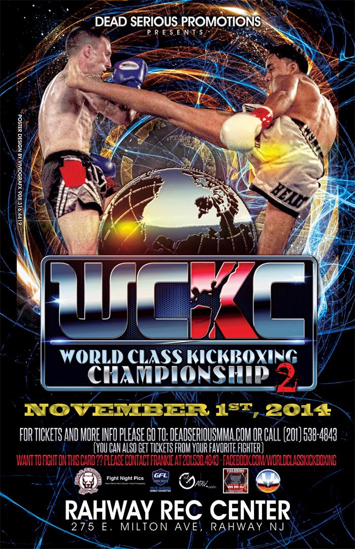 Tiger Schulmann's Martial Arts | Kickboxing Championship Banner