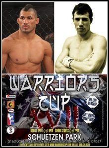 Tiger Schulmann's Martial Arts | Warriors Cup Poster