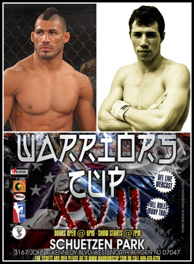 Tiger Schulmann's Martial Arts | Warriors Cup Poster