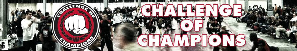 Tiger Schulmann's Martial Arts | Challenge of Champions Banner