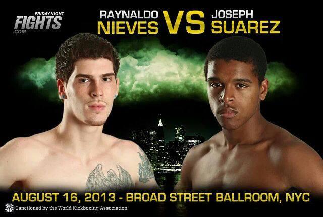 Tiger Schulmann's Martial Arts | Reynaldo Nieves vs Joseph Suarez