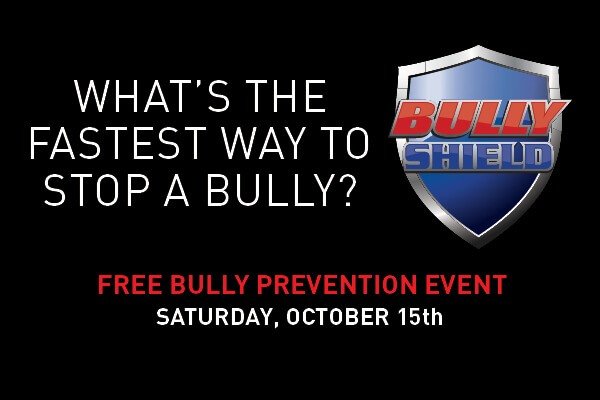 Tiger Schulmann's Martial Arts | Bully Prevention Event