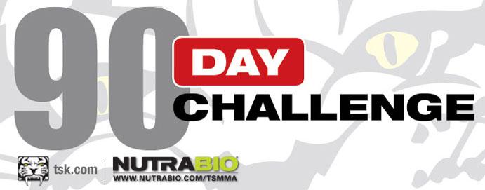 Tiger Schulmann's Martial Arts | 90 Day Challenge Banner
