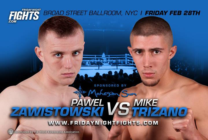 Tiger Schulmann's Martial Arts | Pawel Zawistowski vs. Mike Trizano Banner