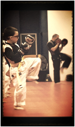 Tiger Schulmann's Martial Arts | Boy with Glasses Training