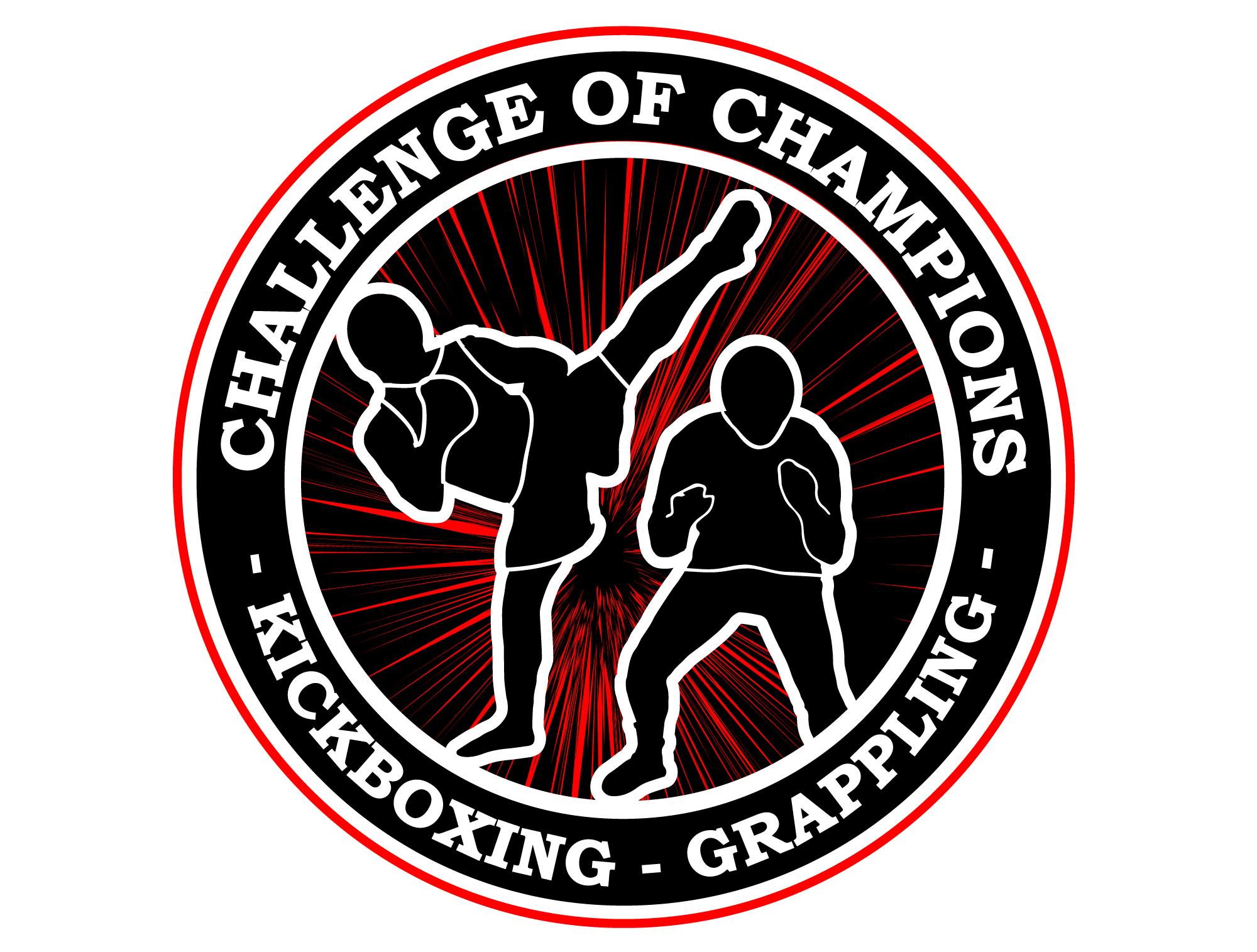 Tiger Schulmann's Martial Arts   Challenge of Champions Logo