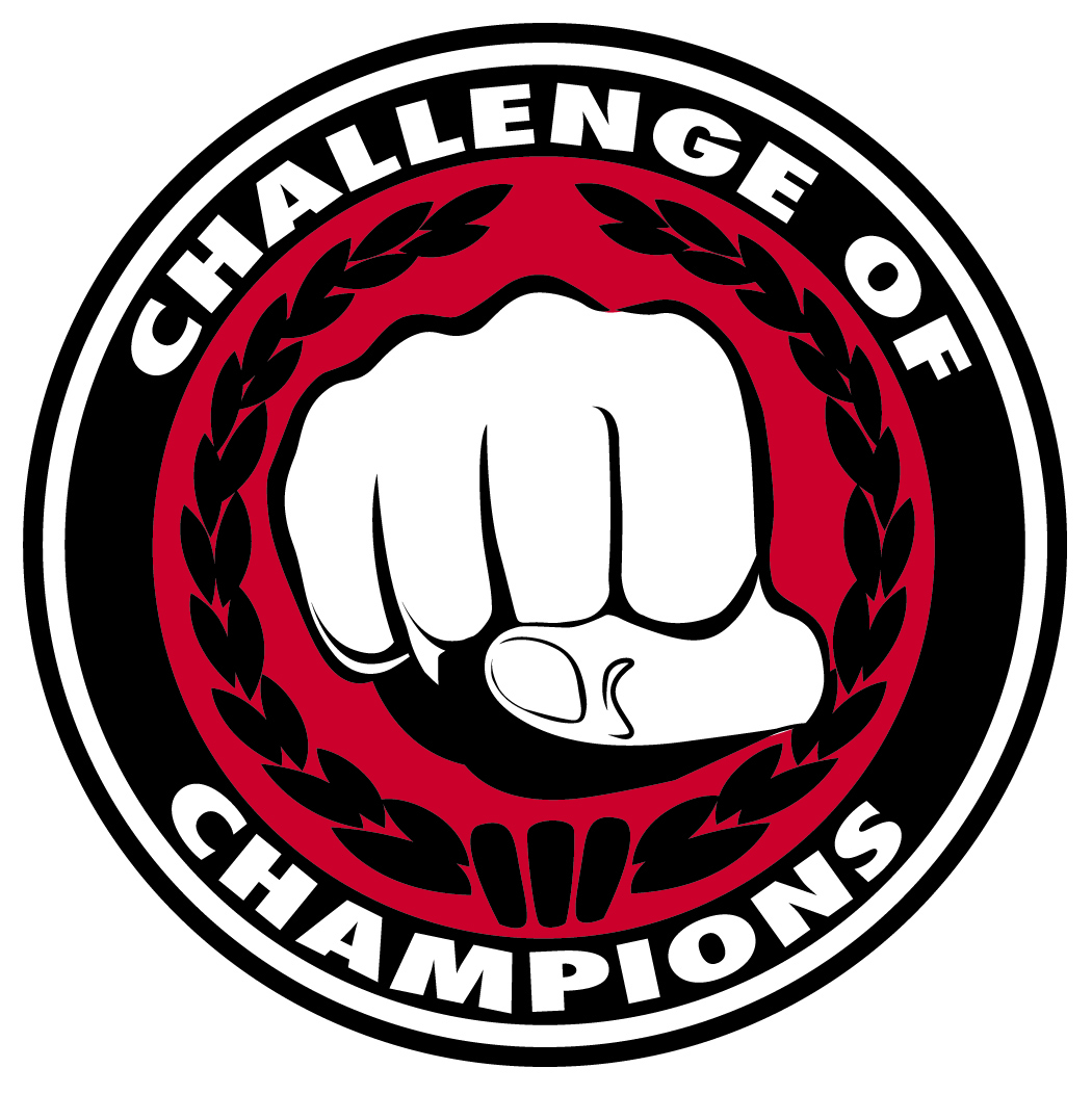Tiger Schulmann's Martial Arts | Challenge of Champions Logo