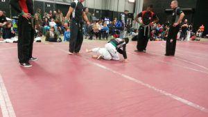 Tiger Schulmann's Martial Arts   Kids Grappling