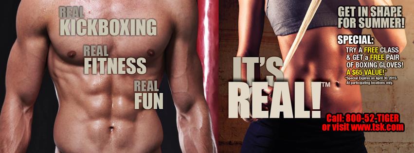 Tiger Schulmann's Martial Arts | Banner Ad