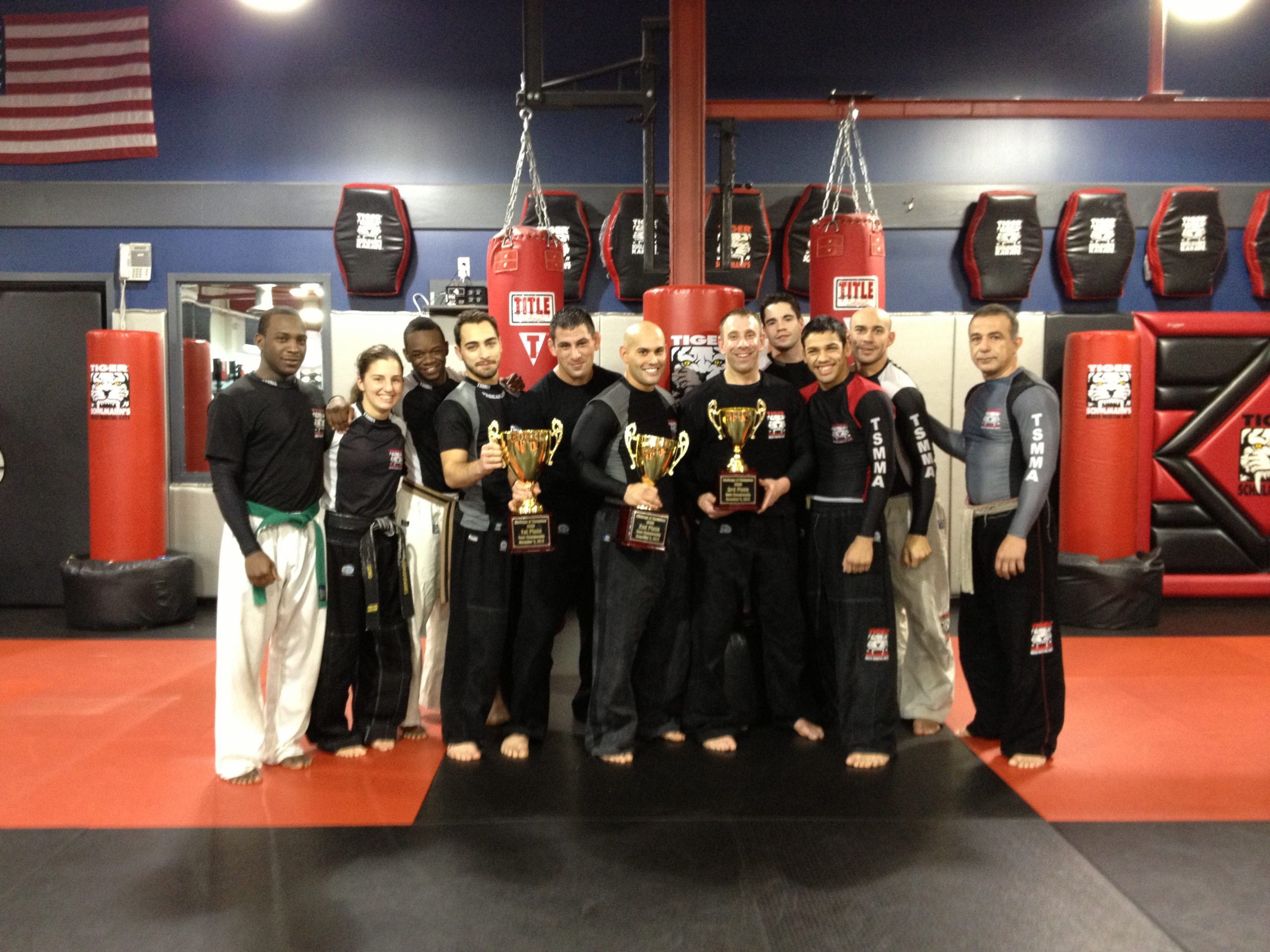 Tiger Schulmann's Martial Arts | Group-A
