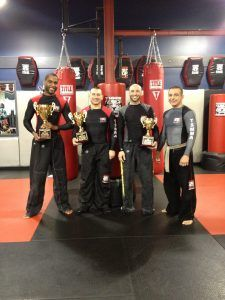 Tiger Schulmann's Martial Arts | Group-C