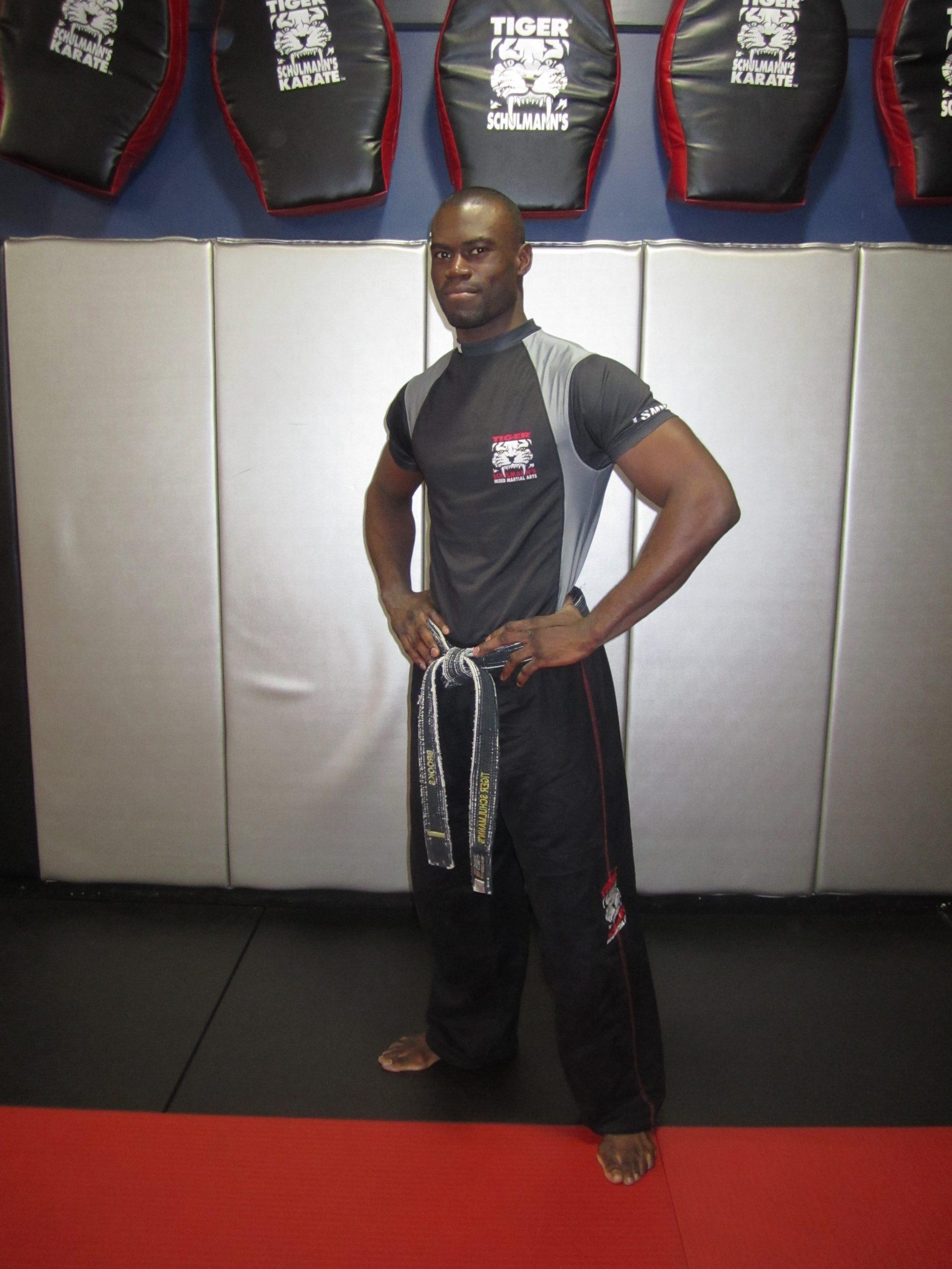 Tiger Schulmann's Martial Arts | Man Standing