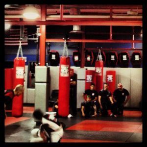 Tiger Schulmann's Martial Arts | Opponents Grappling