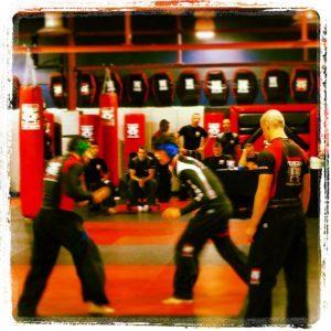 Tiger Schulmann's Martial Arts | Men Fighting