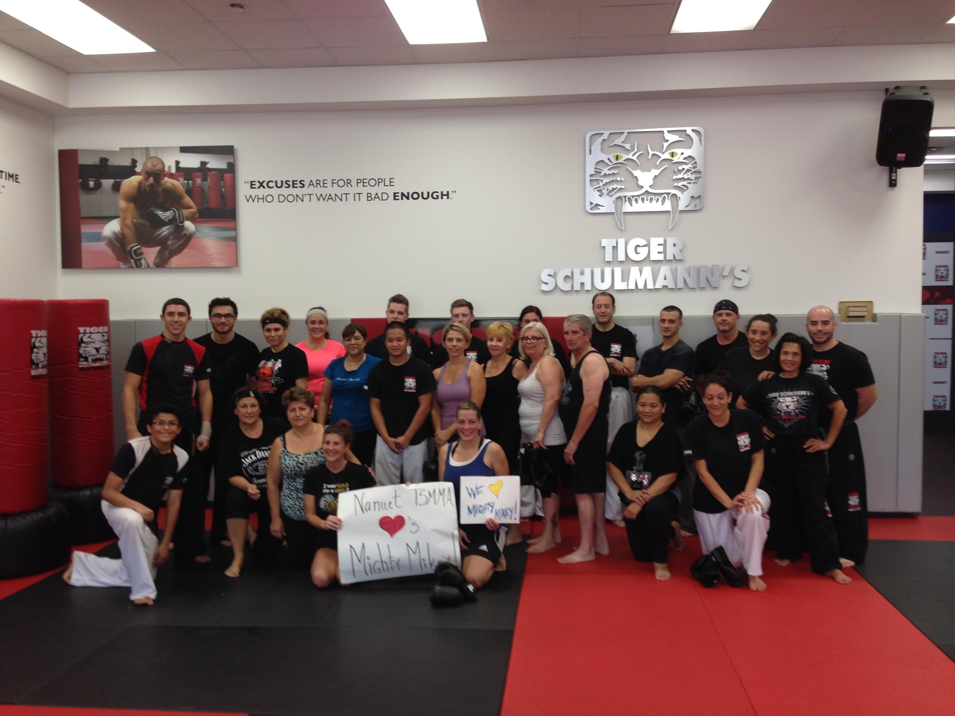 Tiger Schulmann's Martial Arts | Team Photo