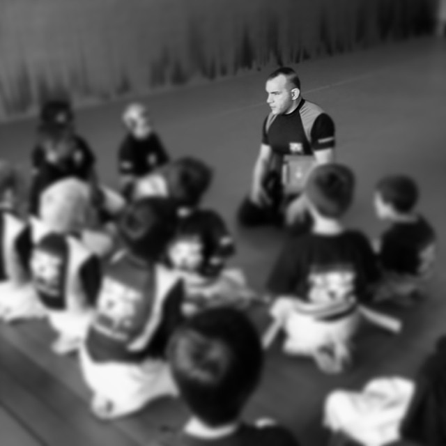 Tiger Schulmann's Martial Arts | Man Explaining