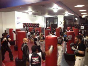 Tiger Schulmann's Martial Arts | Team Training