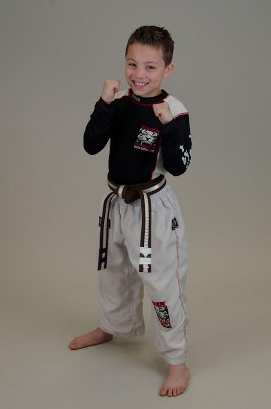 Tiger Schulmann's Martial Arts | Boy Standing