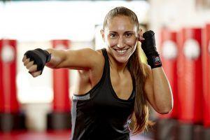 Tiger Schulmann's Martial Arts | Woman Smiling