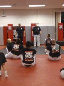 Tiger Schulmann's Martial Arts | Men Discussing