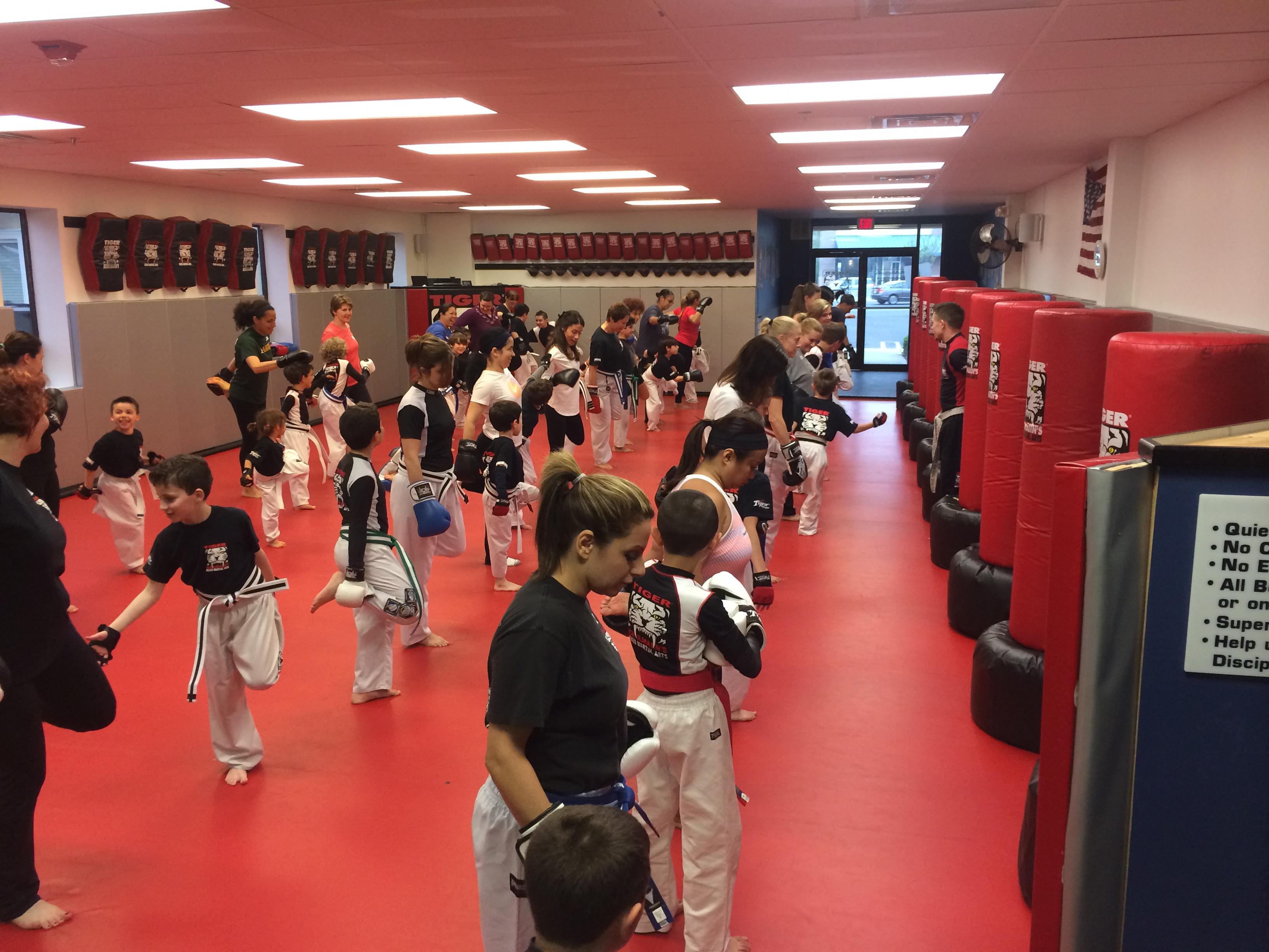 Tiger Schulmann's Martial Arts | Children Stretching