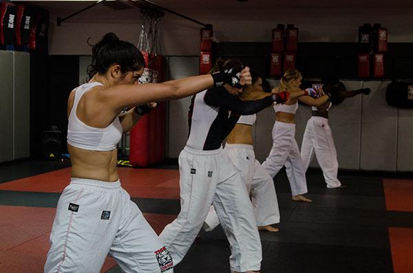 Tiger Schulmann's Martial Arts | Women Training