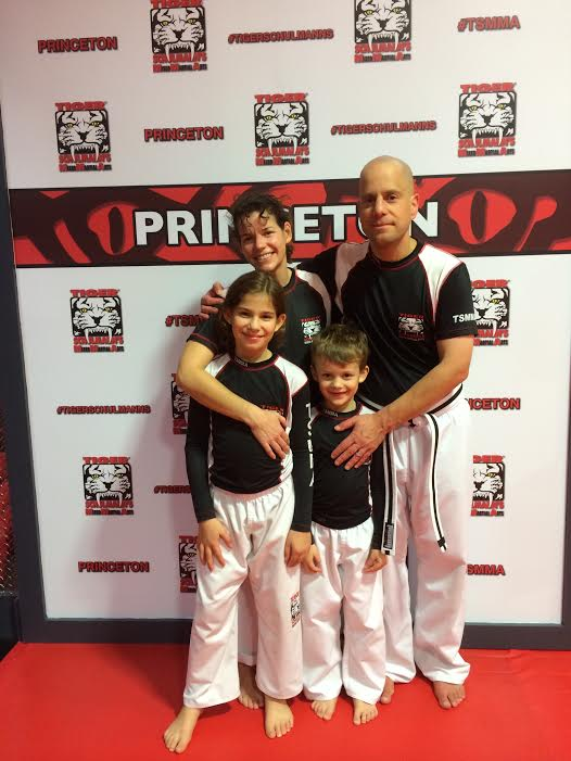 Tiger Schulmann's Martial Arts | Group Photo