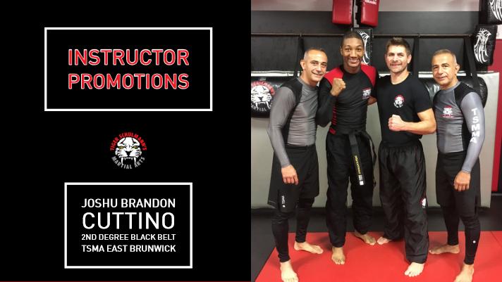 Tiger Schulmann's Martial Arts | Brandon Cuttino Promotion