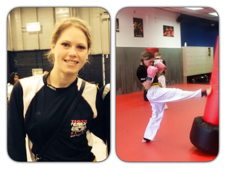 Tiger Schulmann's Martial Arts | Woman Collage