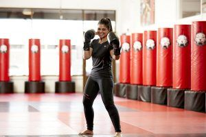 Tiger Schulmann's Martial Arts | Woman Standing