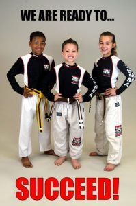 Tiger Schulmann's Martial Arts   Ready to Succeed