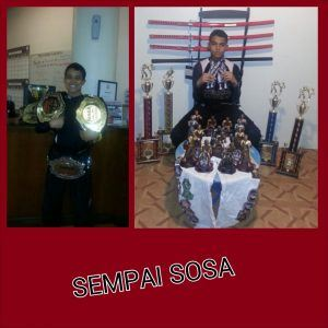 Tiger Schulmann's Martial Arts | Boy with Trophies