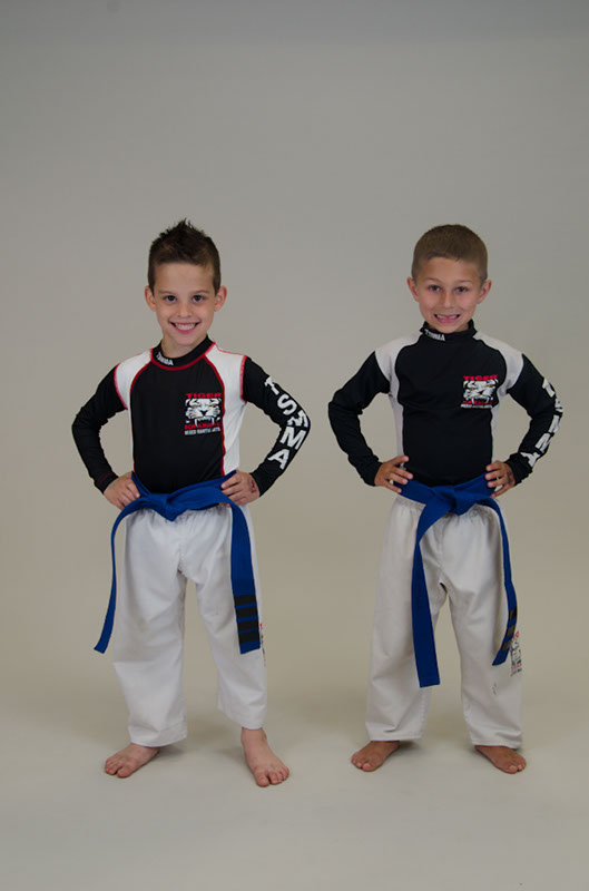 Tiger Schulmann's Martial Arts | Boys Standing