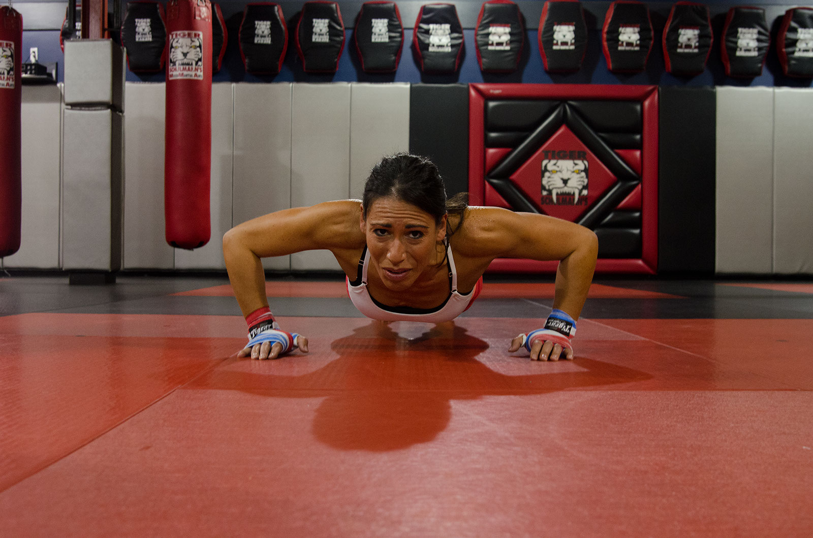 Tiger Schulmann's Martial Arts | Woman Push Ups