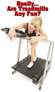 Tiger Schulmann's Martial Arts   Woman on Treadmill