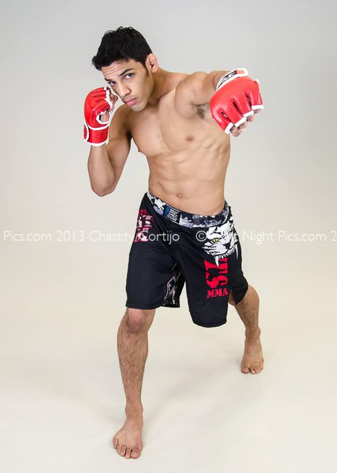 Tiger Schulmann's Martial Arts | Man Punching Pose