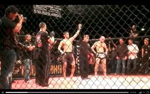 Tiger Schulmann's Martial Arts | Winner Hand Raised