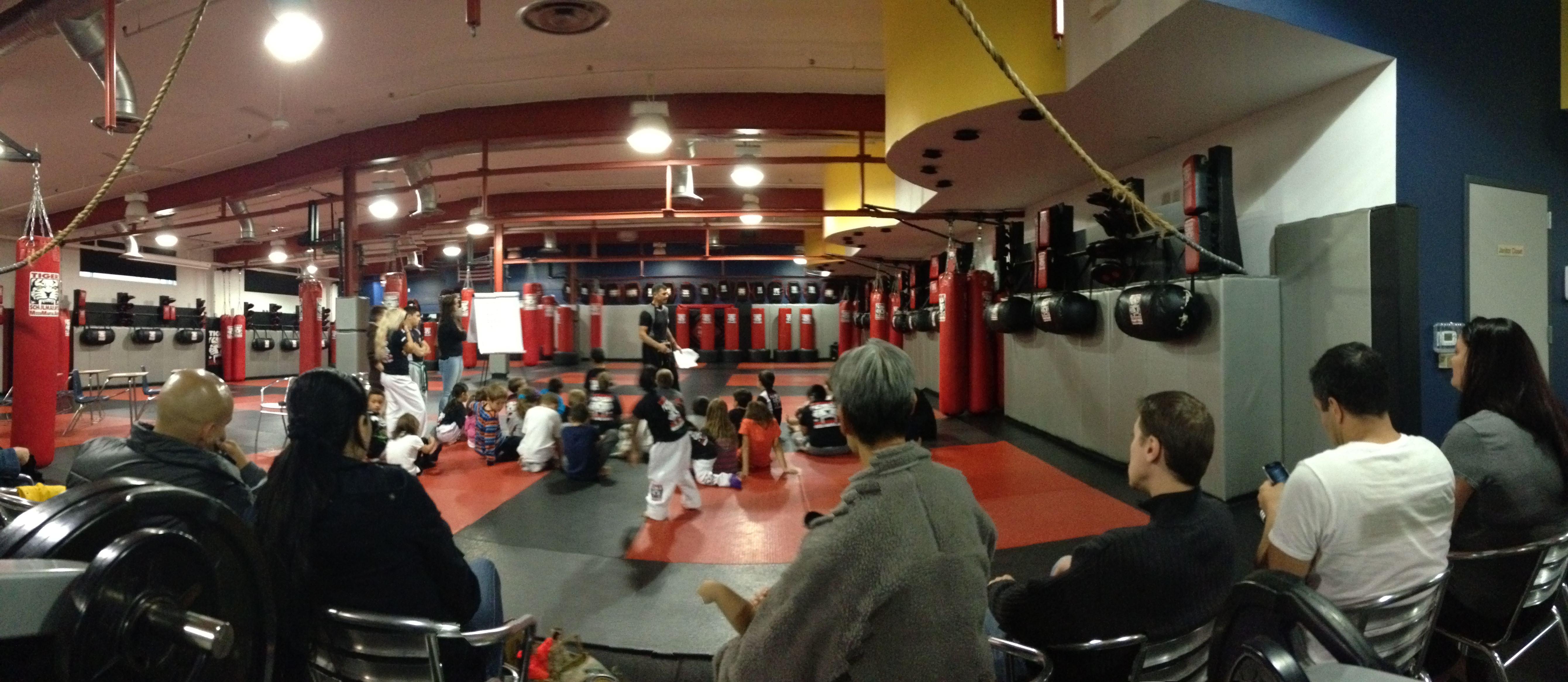 Tiger Schulmann's Martial Arts | Audience Photo