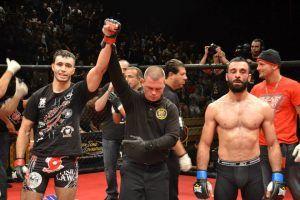 Tiger Schulmann's Martial Arts   Man Declared as Winner